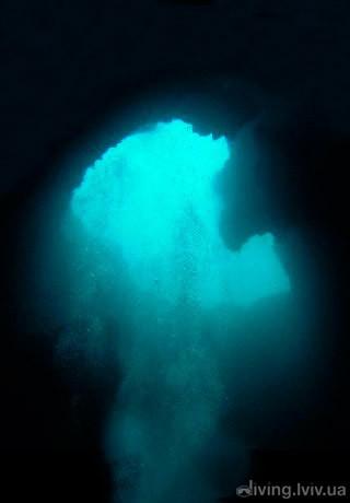«Блакитна Діра» (Blue Hole) Дахаб. Єгипет