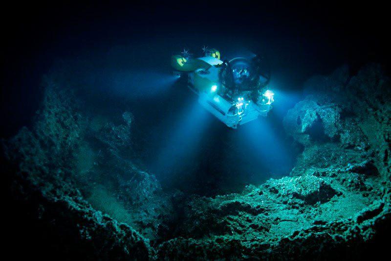 Підводний апарат DeepSee