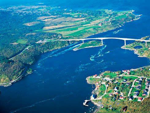 Міст Сальтстраумен
