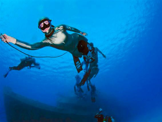 Formula 3 Freediving