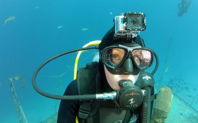 Коробка для зйомки під водою