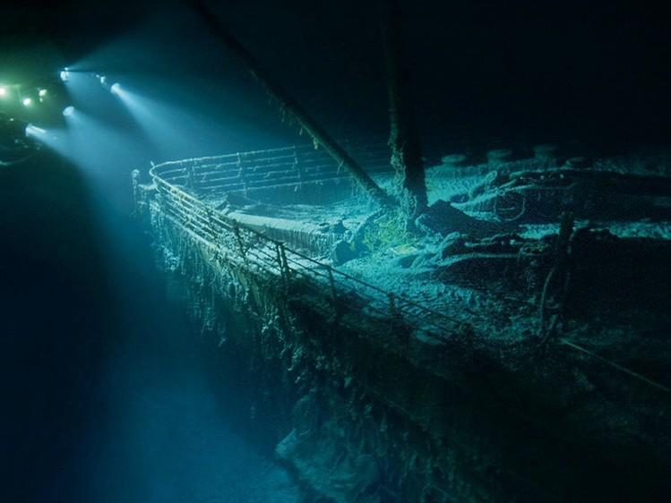 Носова частина «Титаніка»