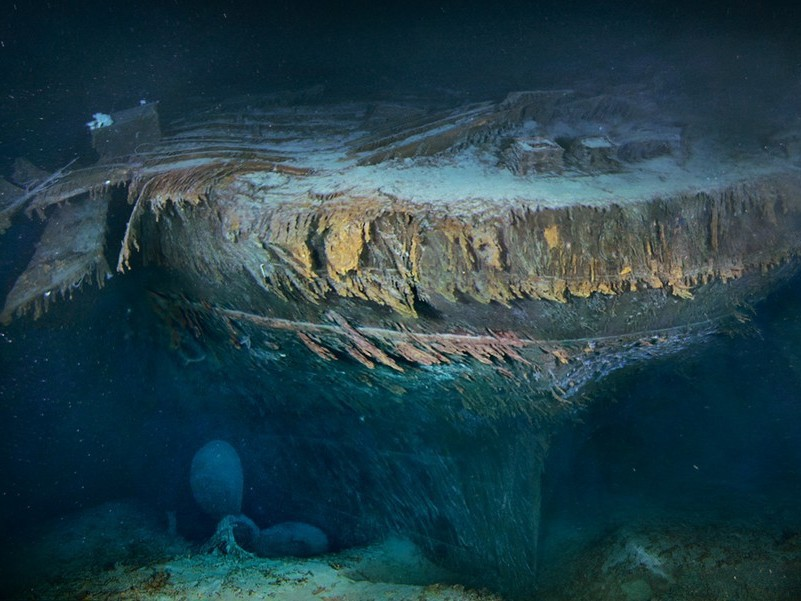 Корма «Титаніка»