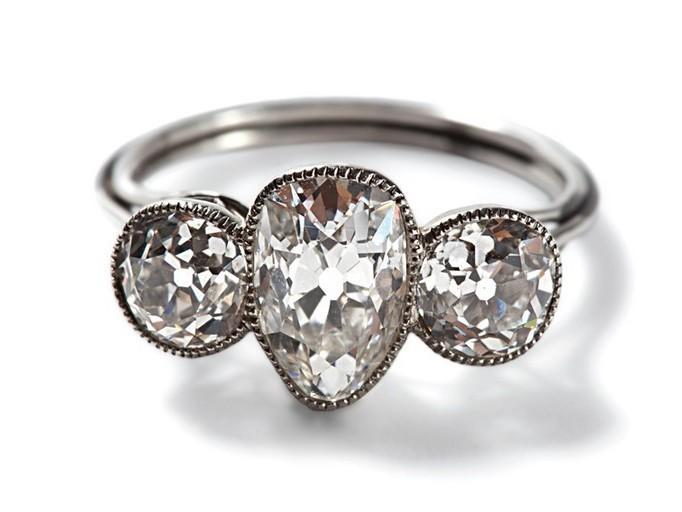 Платинове кільце з діамантами підняте з місця аварії «Титаніка»