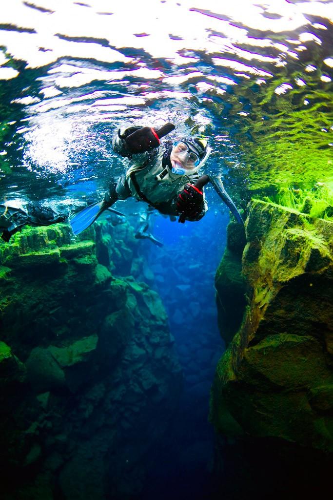 Сноркелінг в ущелині Сільфра