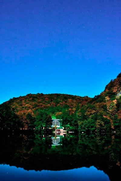 Нижнє Голубе озеро (Черек-Кель)