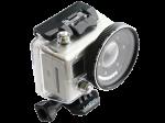 GoPro Case with Blurfix lens