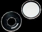 Blurfix lens