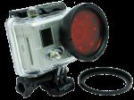 Oculus Flat Lens for GoPro