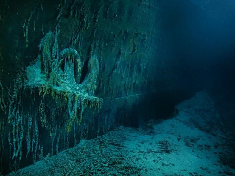 15-тонний якір «Титаніка»