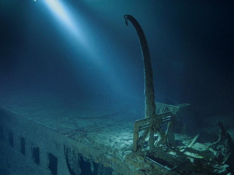 Шлюпочная палуба «Титаніка»