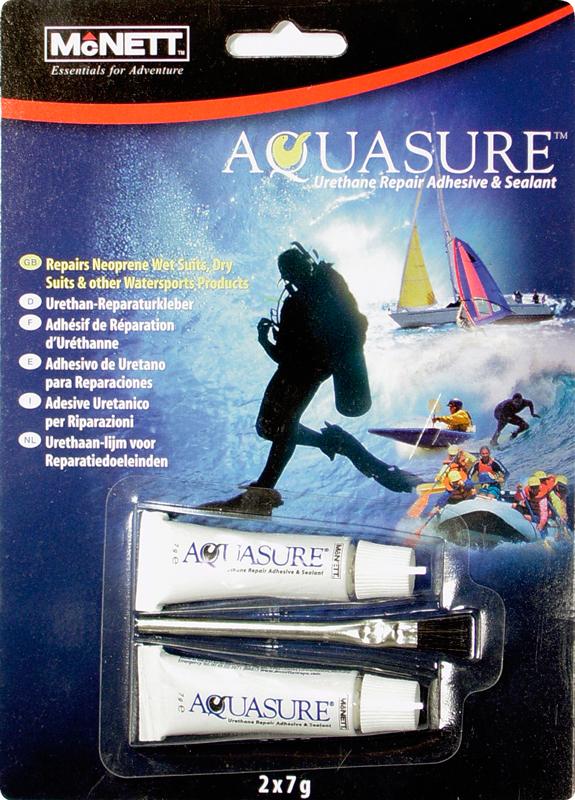 Клей McNett Aquasure для ремонту гідрокостюмів