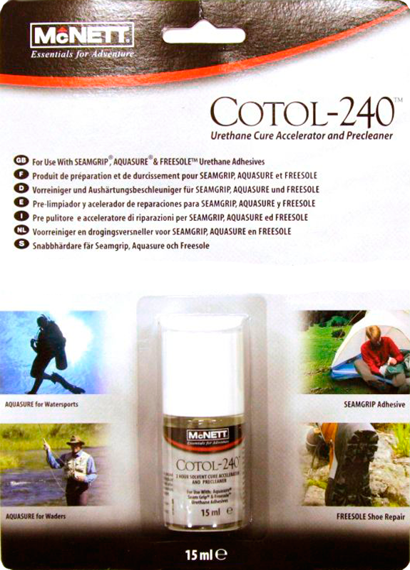Каталізатор McNett Aquasure Cotol 240