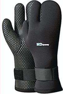 Трипалі неопренові рукавиці