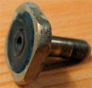 Тарілка клапана високого тиску