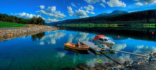 Підводне плавання в Норвегії