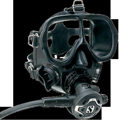 Повнолицева маска Scubаpro