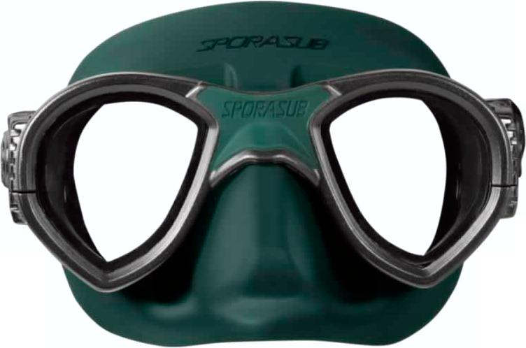 Низькопрофільна маска для фрідайвінгу