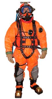 «Легкий» водолазний костюм