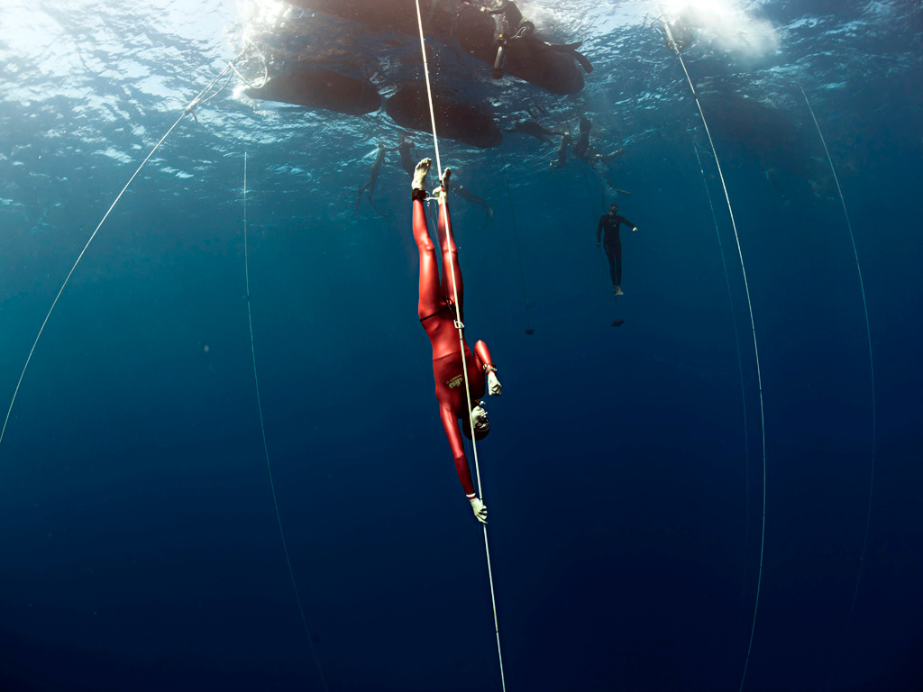 Фрідайвінг (freediving)