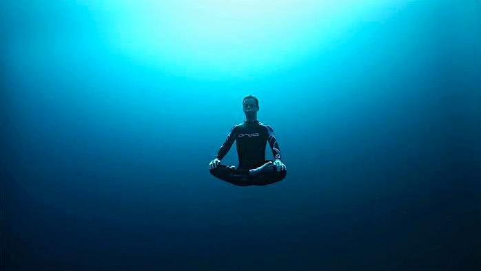 Медитація у фрідайвінгу