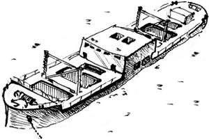 Корабель «Суліна»