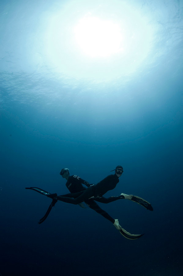 Фрідайвінг (freediving, free-diving)